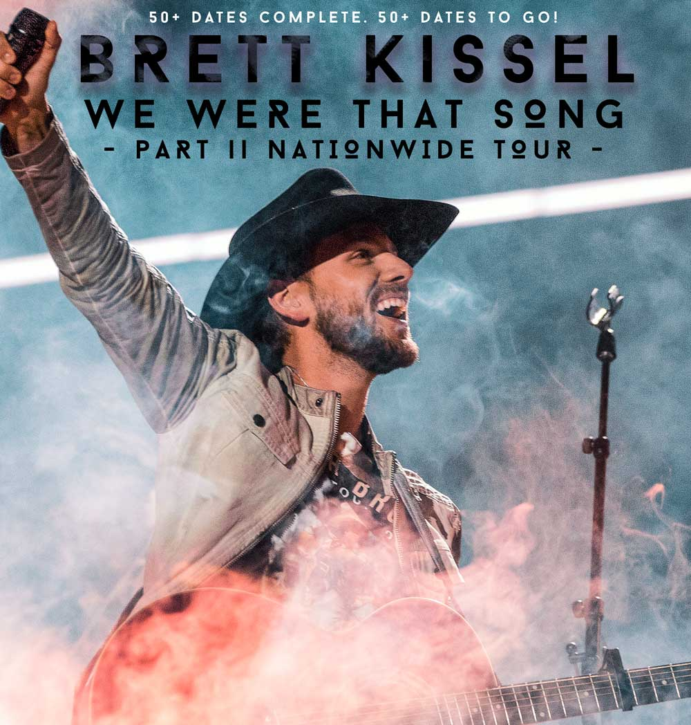 BRETT KISSEL: WE WERE THAT SONG TOUR