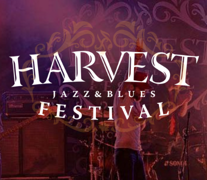 Harvest Jazz & Blues Festival 2017 from Tue Sep 12 to Sun Sep 17 2017