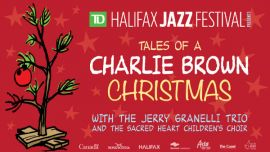 TALES OF A CHARLIE BROWN CHRISTMAS AT SPATZ THEATRE (HALIFAX) - SUN DEC 9 2018