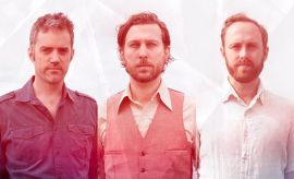 GREAT LAKE SWIMMERS AT THE OLD CONFIDENCE LODGE (RIVERPORT) - THU MAR 30 2017