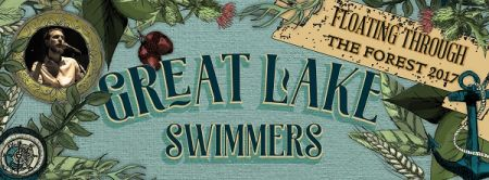 GREAT LAKE SWIMMERS at Peppers Pub Sat Mar 25 2017 at 9:00 pm