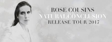 ROSE COUSINS at Wilmot United Church Thu Apr 6 2017 at 8:00 pm