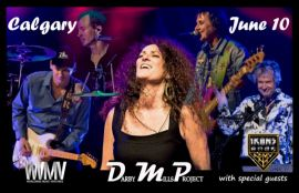 WORLDWIDE MUSIC VENTURES AND VETS CANADA PRESENTS: THE DARBY MILLS PROJECT WITH SPECIAL GUESTS IKONS AT THORNCLIFFE COMMUNITY HALL (CALGARY) - SAT JUN 10 2017