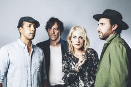 PRESENTED BY SONIC CONCERTS IN ASSOCIATION WITH THE HALIFAX JAZZ FESTIVAL: METRIC AT MAIN STAGE (HALIFAX) - WED JUL 13 2016