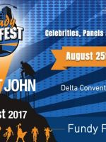 Fundy Fan Fest at Delta Hotels by Marriott Saint John from Fri Aug 25 to Sun Aug 27, 2017